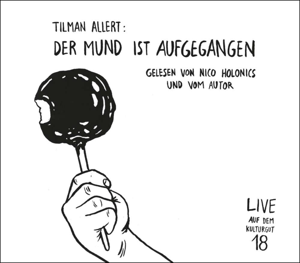 Allert Tilman Der Mund Ist Aufgegangen Aisthesis Verlag