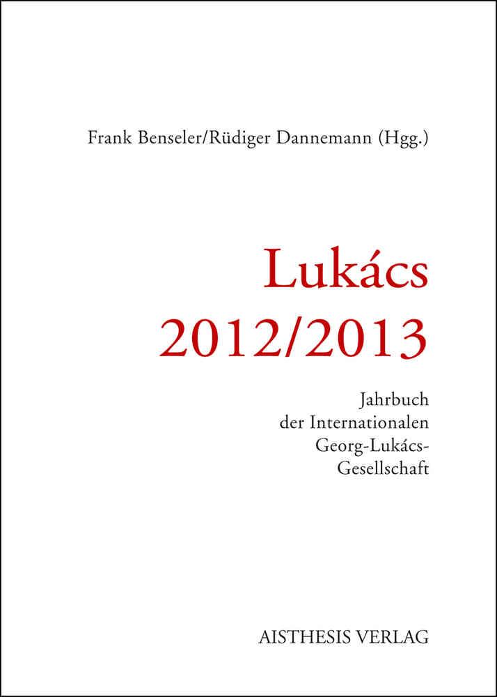 Lukács 2012 / 2013