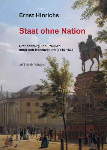 Hinrichs, Ernst: Staat ohne Nation