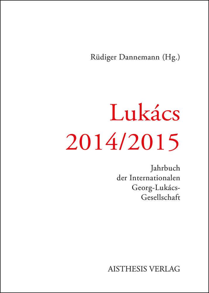 Lukács 2014 / 2015