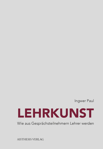 [E-Book] Paul, Ingwer: Lehrkunst